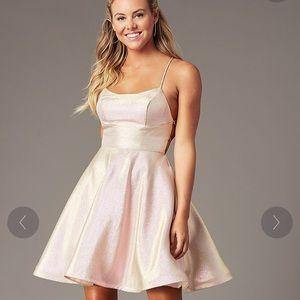 Prom Girl Homecoming Dress